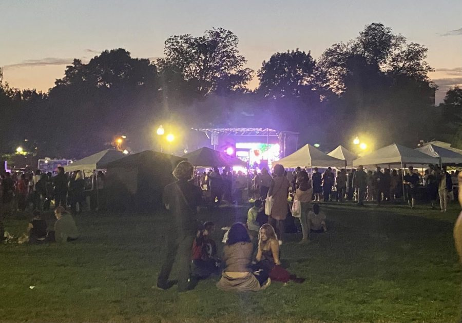 Hempfest in Boston Common