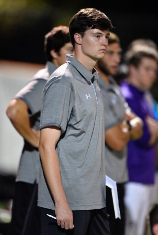 New assistant coach brings psychology background to men's soccer team