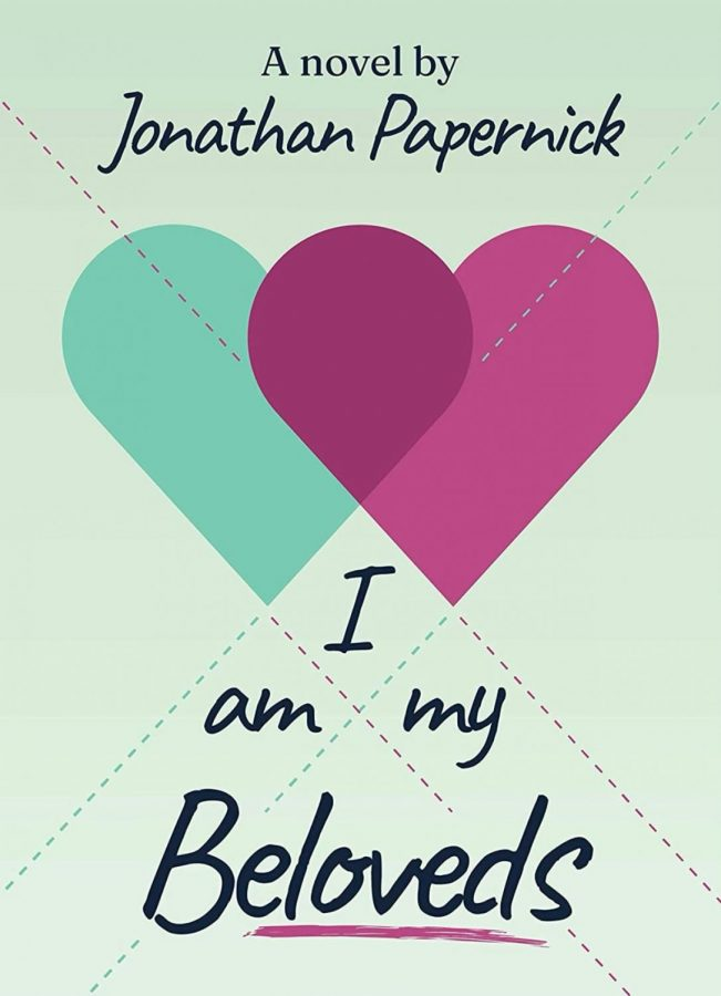 """The book cover of """"I Am My Beloveds."""""""