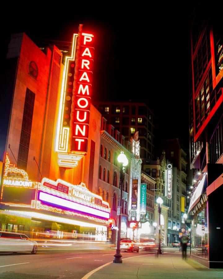 Pandemonium at Paramount