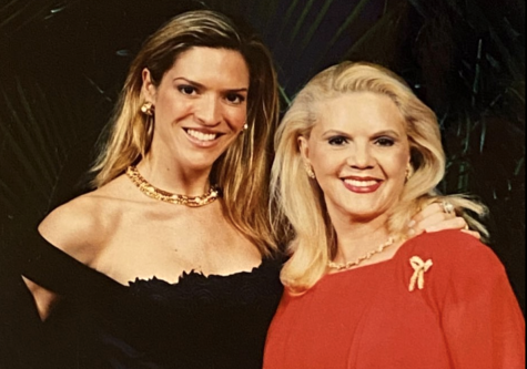 Sonia Tita Puopolo (left) and her mother,  who died on American Airlines Flight 11