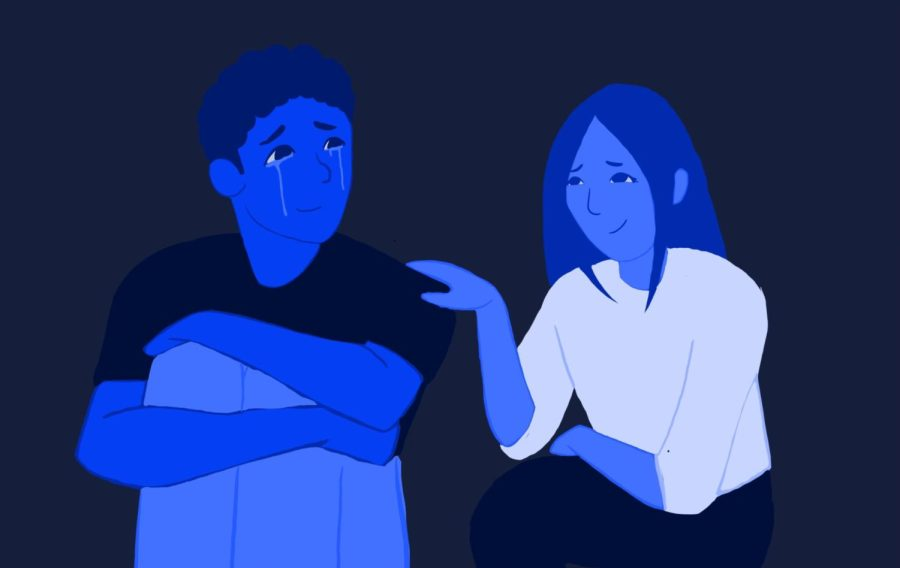 Students stories highlight the importance of mental health