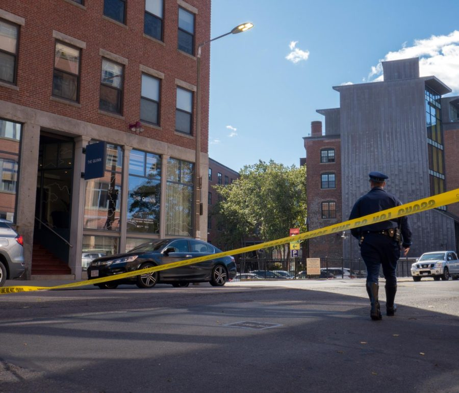 Rotch Field standoff ends with armed suspect in custody